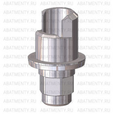 Титановое основание аналог GEO для угловой отвертки, совместимое с XiVE 4.5