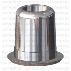 Титановое основание полированное с выступом, совместимое с Biomet 3i Certain 4.1