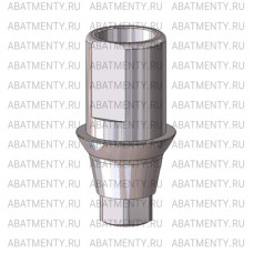 Титановое основание со скосами, совместимое с ASTRA TECH 3.5/4.0