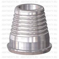 Титановое основание / колпачок, совместимый с Dentium Implantium Multi-Unit 4.5