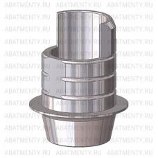 Титановое основание аналог ARUM для угловой отвертки, совместимое с NobelActive RP, в упаковке Lenmiriot