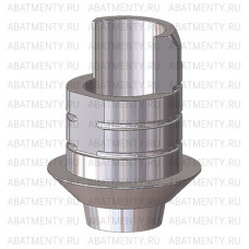 Титановое основание аналог ARUM для угловой отвертки, совместимое с ADIN RS