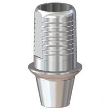 Титановое основание со скосами и насечками, совместимое с ASTRA TECH 3.5/4.0