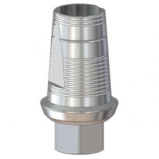 Титановое основание аналог конусных GEO, совместимое с Zimmer 3.5