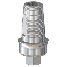 Титановое основание аналог конусных GEO, совместимое с Zimmer 4.5