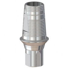 Титановое основание аналог конусных GEO, совместимое с Straumann Bone Level NC