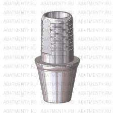 Титановое основание со скосами и насечками, совместимое с ASTRA TECH 4.5/5.0