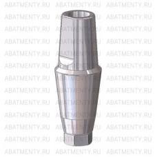 Абатмент прямой, совместимый с Osstem Regular