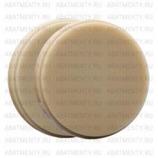 PMMA диск 25 мм А3